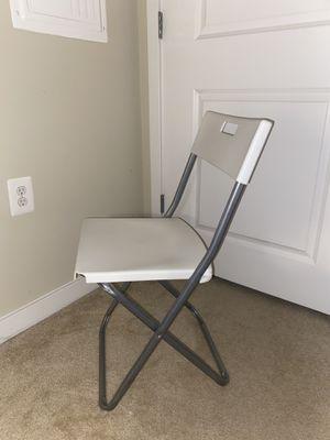 Ikea chair (gunde) for Sale in Fairfax, VA