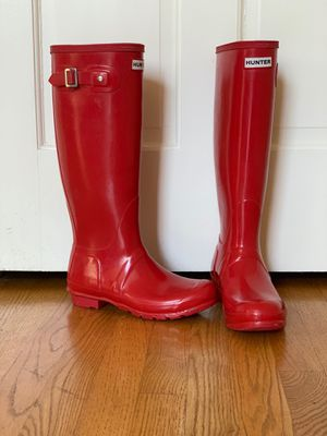 Hunter rain boots for Sale in North Potomac, MD