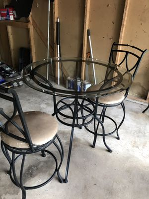 High top bar table for Sale in Flossmoor, IL