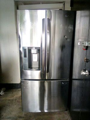 30 inch stainless steel LG french door for Sale in Waipahu, HI