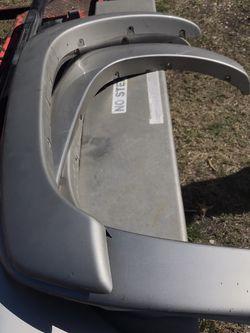 2005 silverado running boards and fender flares for Sale in San Antonio,  TX