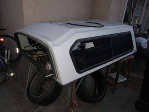 Snugtop camper shell for Toyota pickup long bed for Sale in Irwindale, CA