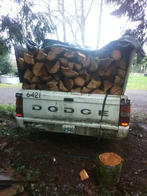 FIREWOOD CORDS OF CHERRY AND FIR SEASONED DRY for Sale in Lake Stevens, WA
