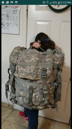 Army surplus duffle bag for Sale in Chandler, AZ