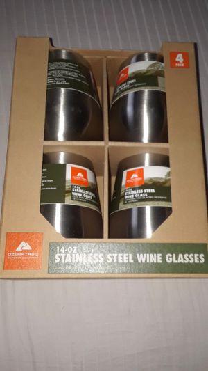 wine glasses for Sale in San Bernardino, CA