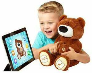 "Bluetooth ""Smart Bear"" Luv n Learn Interactive Plush for Sale in San Antonio, TX"