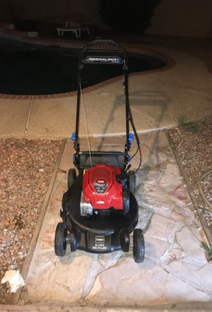 TORO SUPER RECYCLER WITH PERSONAL PACE AND A BRIGGS ENGINE for Sale in Phoenix, AZ