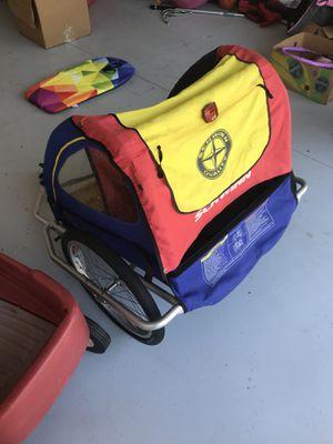 2 child bike trailer for Sale in Winter Garden, FL