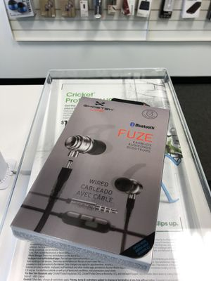 Fuze Bluetooth earbuds for Sale in Columbus, OH