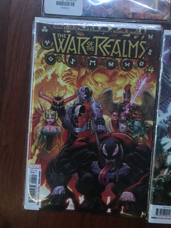 Marvel Comics: War of the Realms Complete Story
