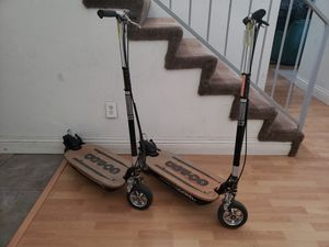 2 very rare goped electric hoover board scooters for Sale in Fontana, CA