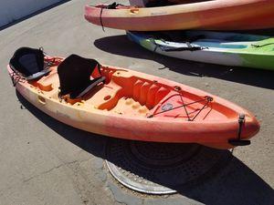 Tribe 12.5 foot Triple Kayak for Sale in San Diego, CA