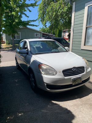 06 hyundai accent for Sale in Tualatin, OR