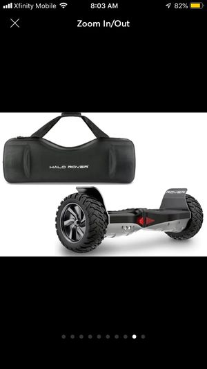 Ultimate HALO Rover hoverboard high end bluetooth smartboard for Sale in Irwin, PA