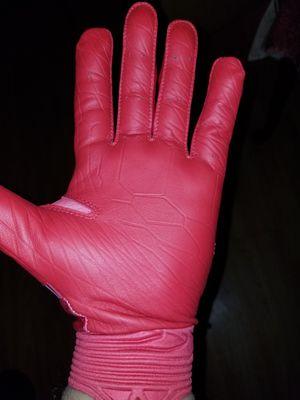 Brand New Nike Huarache Elite University Red Hot Punch Baseball Batting gloves Adult Large for Sale in Baldwin Park, CA