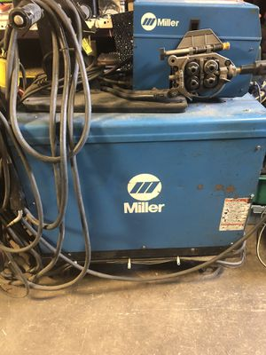 Miller welder for Sale in Malden, MA