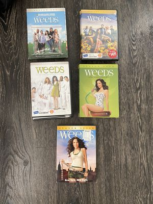 Weeds DVDS for Sale in Long Beach, CA