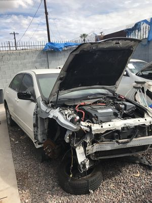 2006 2005 2004 Hybrid Honda Accord parts. Auto parts. Electric parts. Body parts. Honda parts. Accord parts. for Sale in Phoenix, AZ