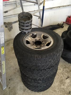 Dodge 3rd gen wheels and tires for Sale in Bothell, WA