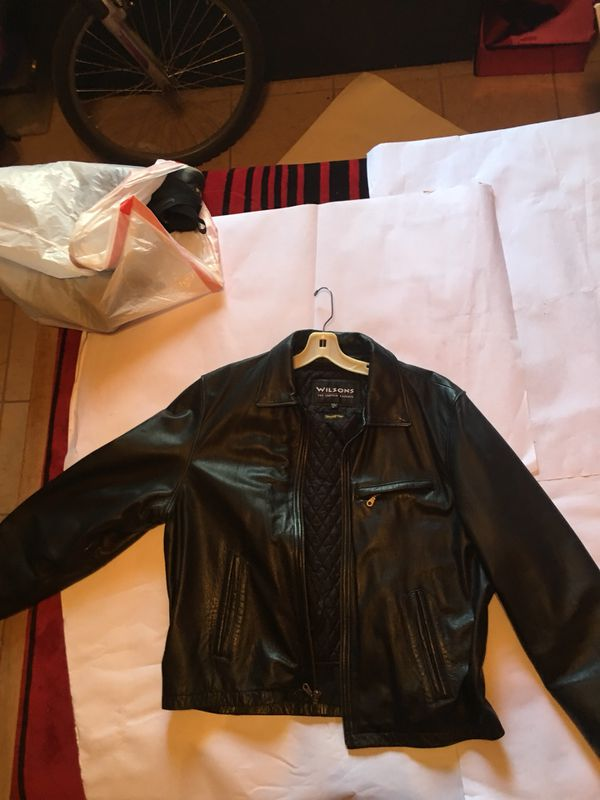 24356a6a265 Genuine leather jacket for Sale in San Elizario