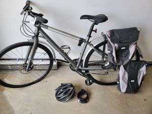 Giant seek bike for Sale in Hinckley, OH