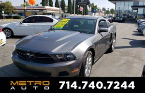 2011 Ford Mustang for Sale in La Habra, CA