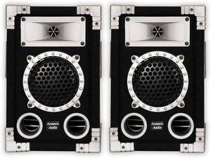 Acoustic Audio GX-350 PA Karaoke DJ Speakers 1000W 2 Way Pair for Sale in San Fernando, CA