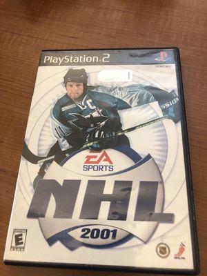 PS2 NHL 2001 Game for Sale in Atlanta, GA