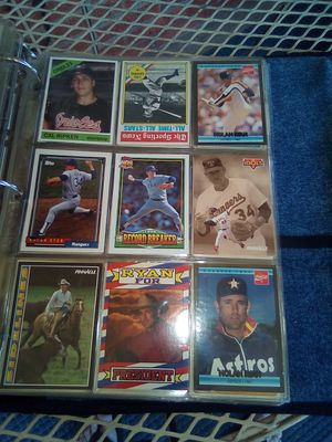 Topps baseball cards for Sale in San Angelo, TX