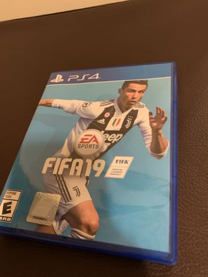 FIFA 19 PS4 for Sale in Queens, NY