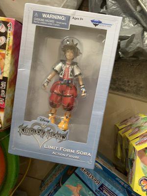 Limit Form Sora Action Figure Collectable $8 for Sale in Pembroke Pines, FL