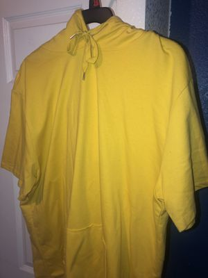 Yellow Forever 21 hoodie shirt for Sale in Costa Mesa, CA