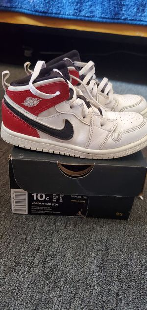 Nikes size 10c for Sale in Los Angeles, CA