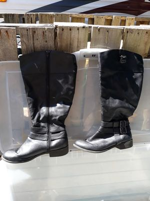 Ladies American Eagle Wide Calf Boots for Sale in Sherwood, AR