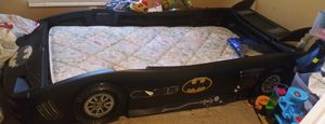 Batman bed frame no mattress included for Sale in North Port, FL