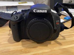 Canon Rebel t3i bundle for Sale in Goodyear, AZ