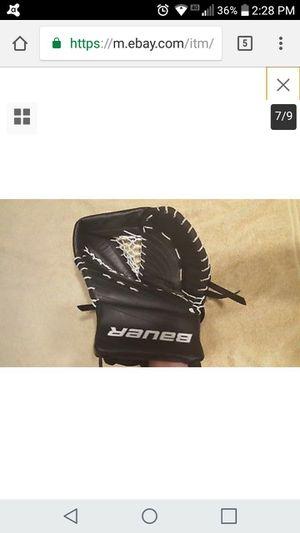 Bauer all black RX4 Glove for Sale in Scottsdale, AZ