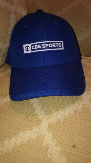 CBS SPORTS HAT ONE SIZE FITS ALL for Sale in Bethesda, MD