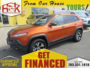2014 Jeep Cherokee for Sale in Manassas, VA