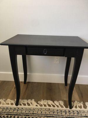 IKEA Black Desk for Sale in Costa Mesa, CA
