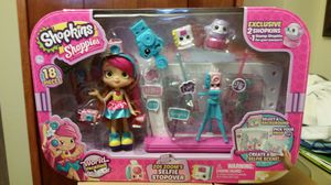 Shopkins zoe zoom's selfie stopover for Sale in New York, NY