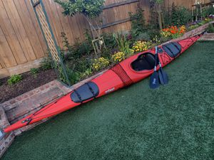 Prijon Barracuda Sea Kayak 17 feet Made in Germany for Sale in Antelope, CA