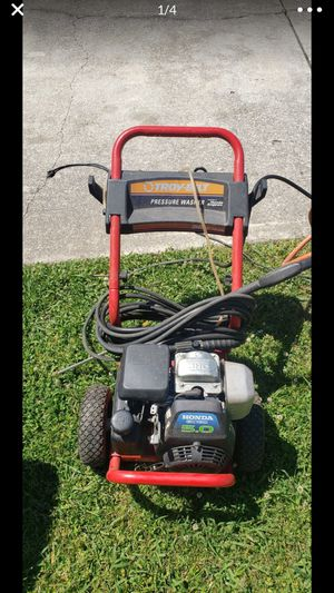 Troy Bilt pressure washer 2500 psi for Sale in Union City, GA