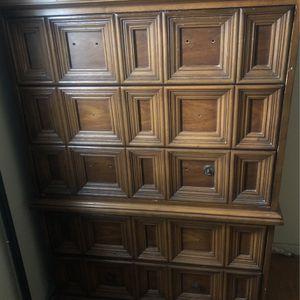 Old Dresser for Sale in Joint Base Andrews, MD