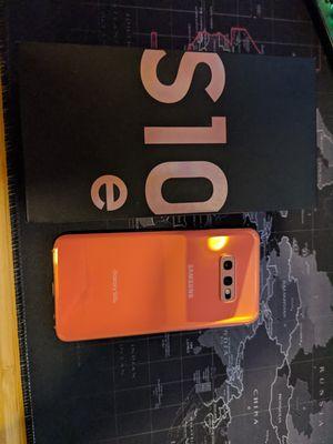 Unlocked Samsung Galaxy S10e for Sale in Renton, WA