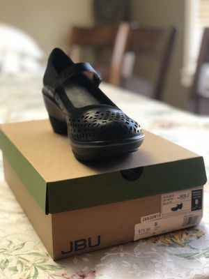 New Jambu Alicante Black Women's Heels Size 7, 8, and 8.5 for Sale in Dearborn Heights, MI