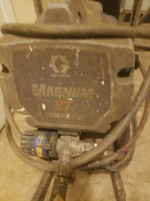 Graco sprayer paint x7 for Sale in Indianapolis, IN