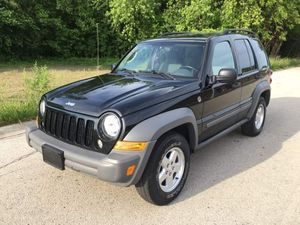 2005 Jeep Liberty Renegade 3.7L 4x4 for Sale in Crestwood, IL