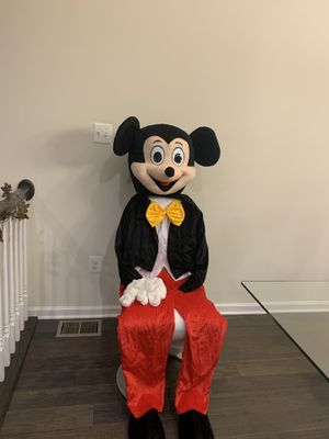 Brand New Mickey Mouse Full Costume for Sale in Landover, MD