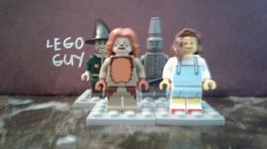Wizard of Oz custom Lego set toy movies collection for Sale in National City, CA